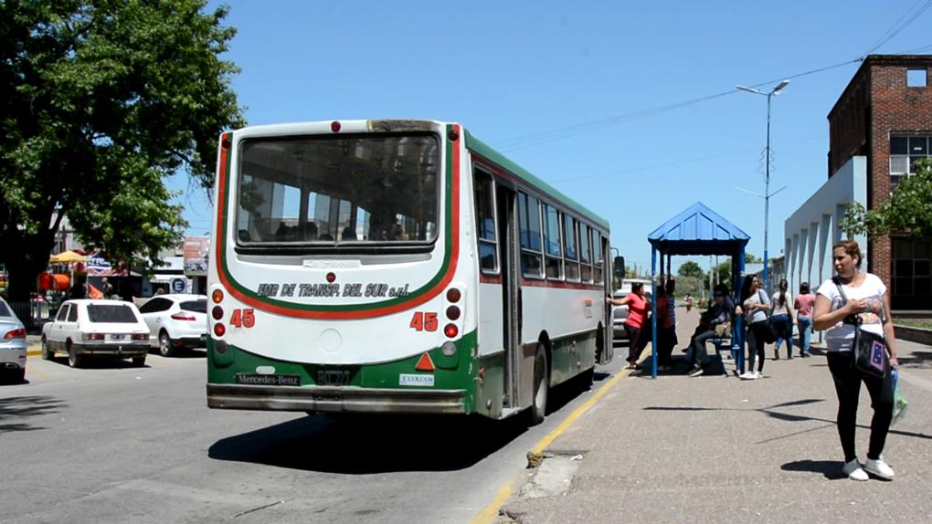 PTE PERON, NUEVA LINEA DE TRANSPORTE ENTRE PARQUE AMERICANO Y GUERNICA