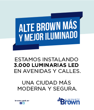 BROWN ILUMINADO