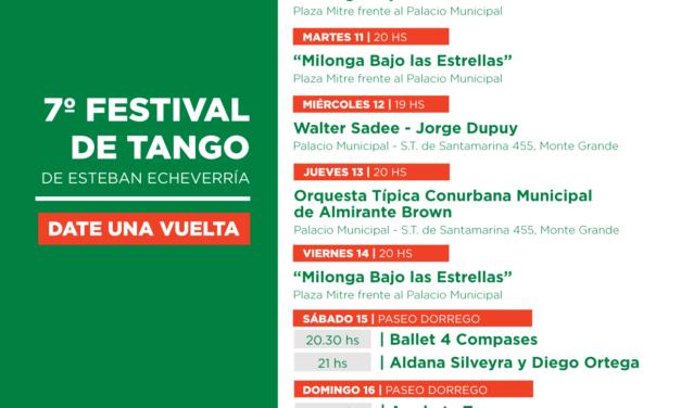 FESTIVAL DE TANGO EN MONTE GRANDE