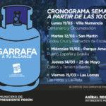 """""""GARRAFAS A TU ALCANCE"""", PROGRAMA DEL MUNICIPIO PERONENSE"""
