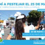 ESTEBAN ECHEVERRIA CELEBRA EL 25 DE MAYO CON UNA FIESTA PATRIA