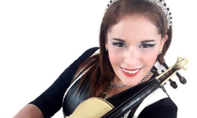ALICIA CARGNIEL «LAMATADORA» DARA UN SHOW ESPECIAL POR EL DIA DE LA BANDERA EN LOMAS DE ZAMORA