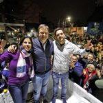 AMPLIO TRIUNFO DE CASCALLARES EN ALTE.BROWN