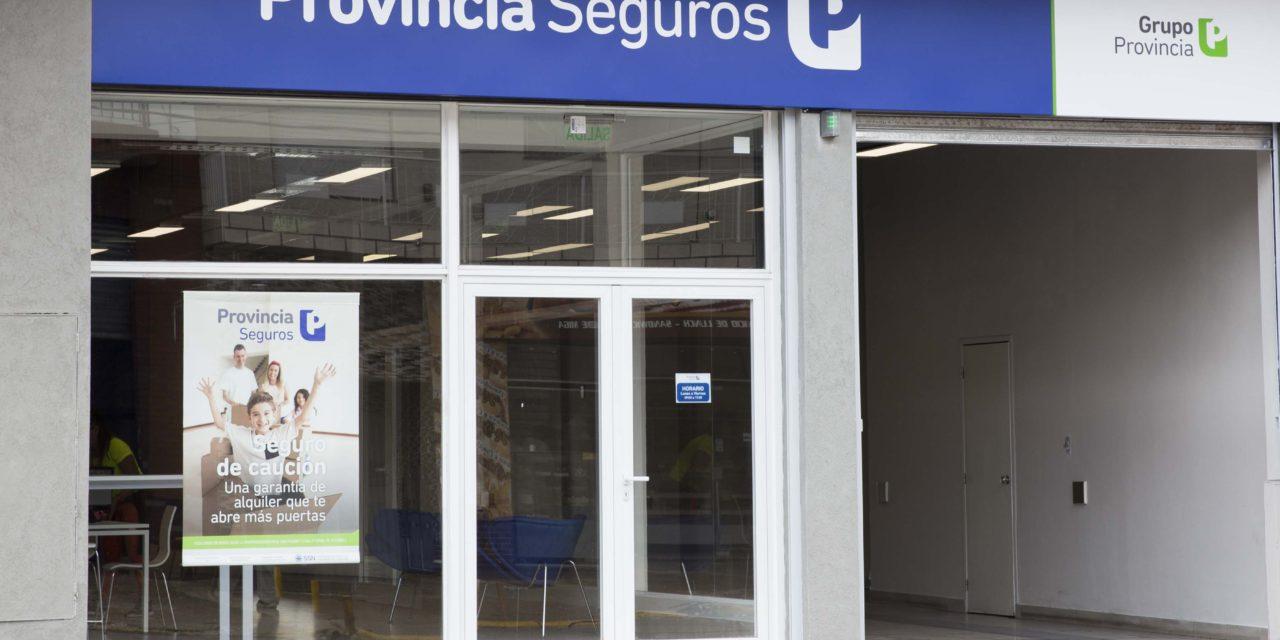 PROVINCIA SEGUROS INAUGURÓ UN NUEVO CENTRO DE ATENCIÓN EN QUILMES