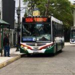 BROWN, YA CIRCULAN LOS NUEVOS RAMALES DE LA 501 Y 506
