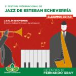 5TO FESTIVAL INTERNACIONAL DE JAZZ EN ECHEVERRIA