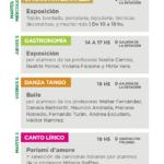 MUESTRA ANUAL DE LAS ESCUELAS MUNICIPALESDE ARTES Y OFICIOS DE ECHEVERRIA