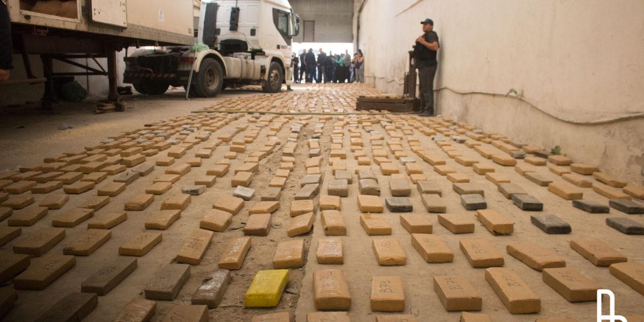 EL MUNICIPIO DE LANÚS REALIZÓ MÁS DE 2800 PROCEDIMIENTOS ANTIDROGAS  DURANTE EL 2019