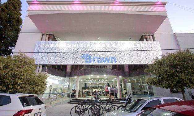 EN BROWN JULIO SE VIENE CON MAS ACTIVIDADES ARTÍSTICAS Y RECREATIVAS VIRTUALES
