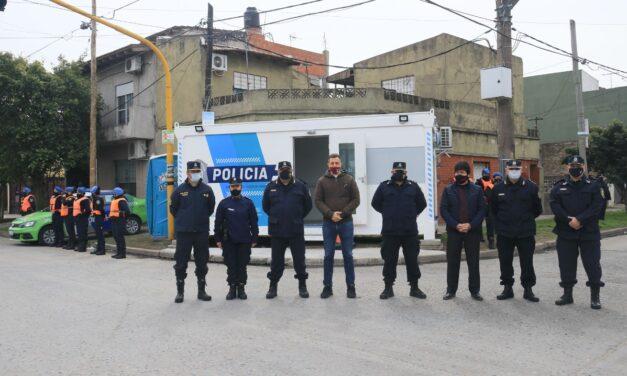NUEVA ESTACION DE POLICIA EN VILLA CARAZA