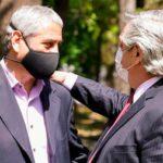 FERRARESI ASUME COMO MINISTRO DE DESARROLLO Y HABITAT