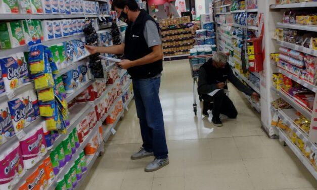 EL MUNICIPIO DE ECHEVERRIA INFRACCIONO A COMERCIOS POR SOBREPRECIOS