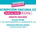 PUNTOS DE PREINSCRIPCIÓN PARA LA VACUNA CONTRA EL COVID-19 EN ECHEVERRIA