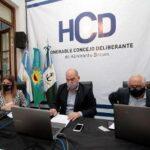 EL HCD BROWNIANO APROBO EXIMICION DE TASAS PARA RUBROS AFECTADOS POR LA PANDEMIA